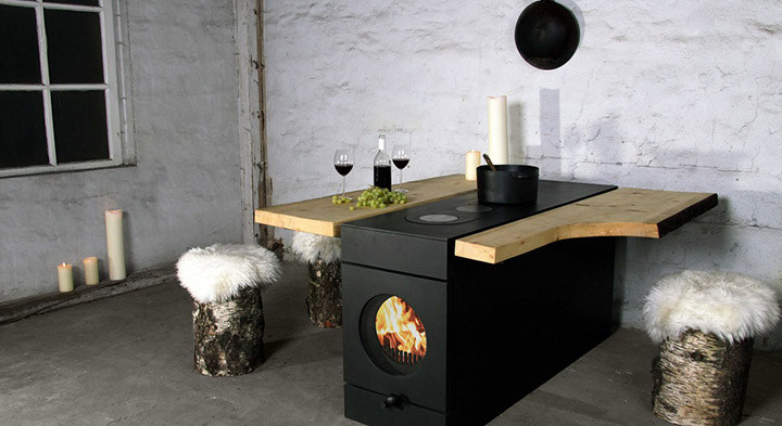 kochen backen firetube die ideenschmiede. Black Bedroom Furniture Sets. Home Design Ideas
